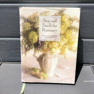 Rosemary Coffee Table / Cookbook